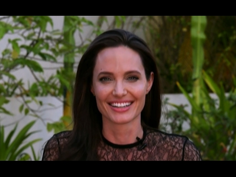 Angelina Jolie Interview on Brad Pitt, 'First They Killed my Father' | ABC News