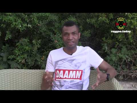 Interview with Ninja Crown (Mighty Crown) - Reggae.Today (English)
