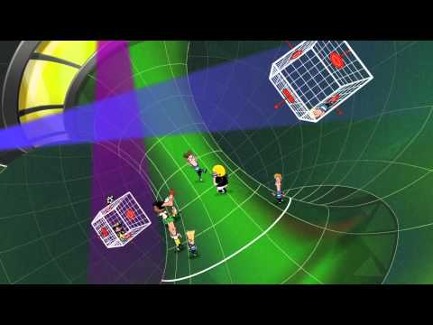 'Football X7' - Phineas And Ferb Music Video