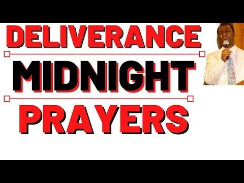 dr dk olukoya - Deliverance Midnight Prayers