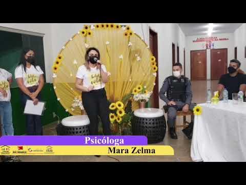 Setembro Amarelo 23/09/2021 Psicóloga Mara Zelma