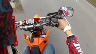 1. KTM 560SMR Maxima Velocidad (Top Speed 207K/h)