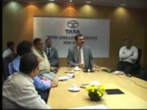 Mr Pavan Duggal at TCS part 5