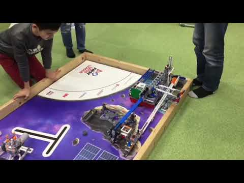 LEGOロボットで宇宙のミッションをクリアしよう