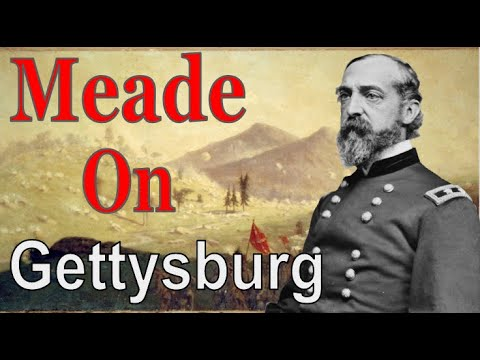 Meade on Gettysburg