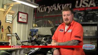 Kuryakyn Garage Rider Comfort GL1800
