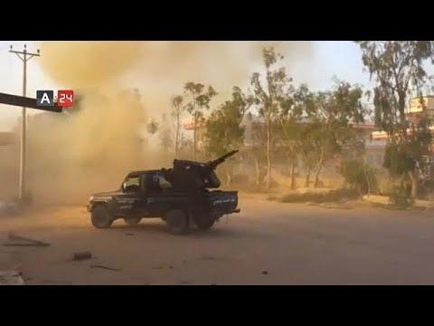 Κατερρίφθη μαχητικό αεροσκάφος της λιβυκής κυβέρνησης…