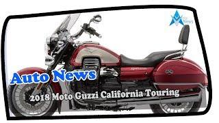 7. WOW !!! 2018 Moto Guzzi California Touring Price & Spec