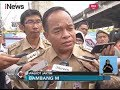 Walikota Jaktim Pastikan Pembiayaan Korban Robohnya Tiang Tol Ke Disnaker - INews Siang 20/02