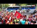 Protesto por moradia termina em confronto com a polícia