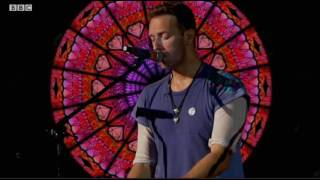 Coldplay - Everglow (Live in Australia) BBC Music Awards Video