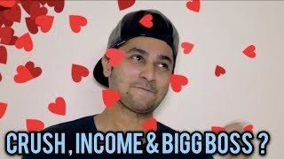 Video QnA#1 - Crush, Income & Bigg Boss Etc ? | Harsh Beniwal MP3, 3GP, MP4, WEBM, AVI, FLV Desember 2017