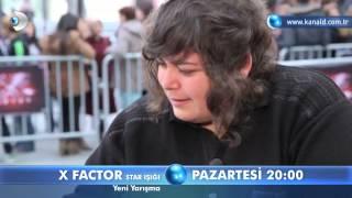X Factor  Star Işığı Fragman -2