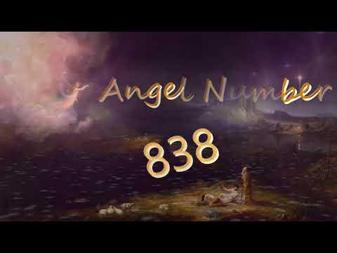 838 angel number | Meanings & Symbolism