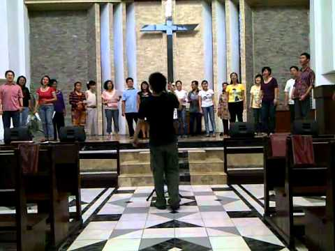A Psalm of Praise - Wesley Methodist Medan Church Choir