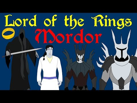 Lord of the Rings: Mordor