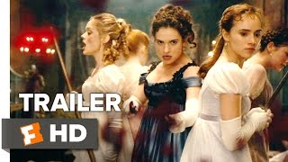 Nonton Pride and Prejudice and Zombies Official 'Bloody Good' Trailer (2016) - Lily James Movie HD Film Subtitle Indonesia Streaming Movie Download