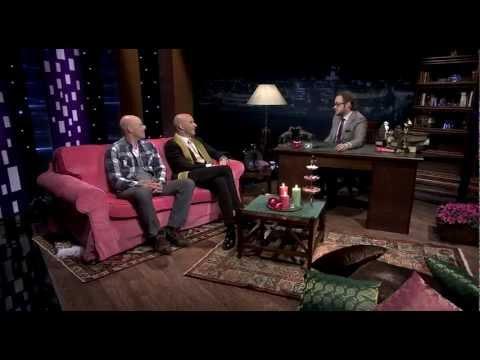 Tuomas Enbuske Talk Show - Jakso 23 - Vieraana Mark Levengood tekijä: tvviisi