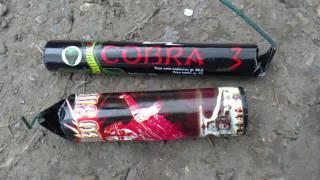 Cobra3 vs Rambo31K