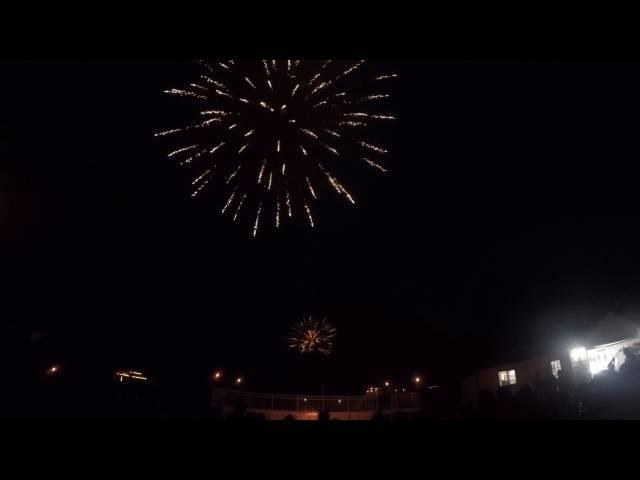 Backyard Fireworks : Backyard Fireworks Show 2016 Walled Lake Michigan