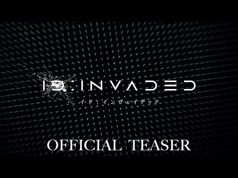 New Original Anime Set for 2020- ID: INVADED!