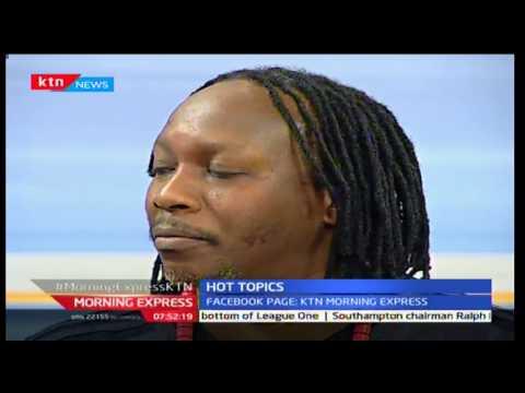 Morning Express: Hot Topics on The Nairobian, 30/9/2016
