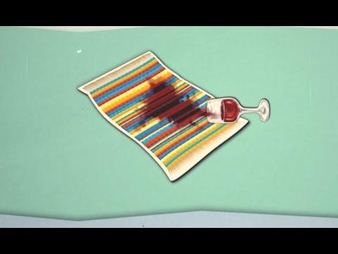 Teppich-Fleckentferner in Aktion: so entfernt man Flecken richtig