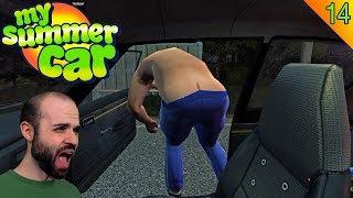 Hola Amigos! En este gameplay en español de My Summer Car conozco un nuevo amigo :D My Summer Car es un juego...