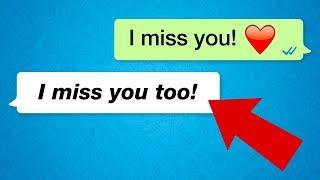 Video 15 Secret WhatsApp Tricks You Should Try MP3, 3GP, MP4, WEBM, AVI, FLV Februari 2019