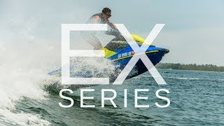 5. Yamaha's 2019 EX Series featuring the New EXR
