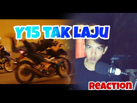 Y15 MODI TAK LAJU LAGU DIS MOCENDZ(REACTION)