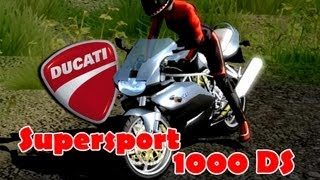 10. TDU 1: Ducati supersport 1000 DS