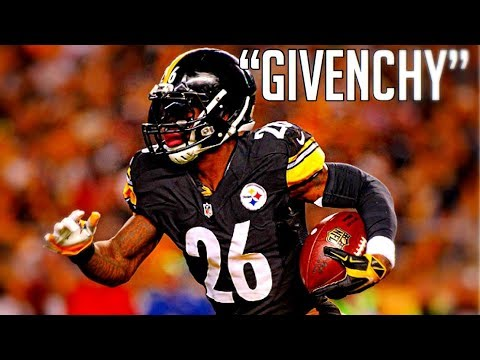 "Le'veon Bell Mix - ""Givenchy"" Ft. DDG"