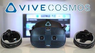 Gerçeklikten fazlası: HTC Vive Cosmos incelemesi