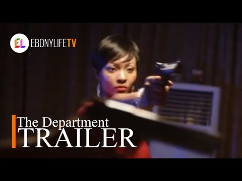 THE DEPARTMENT | Trailer | EbonyLife TV
