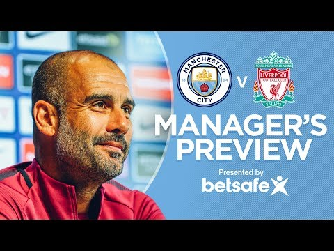 Raheem for Alexis? NO CHANCE! | Man City vs Liverpool | Guardiola Press Conference (видео)