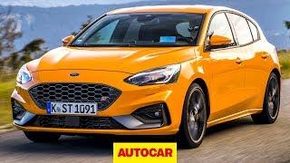 2019 Ford Focus ST | A true Golf GTI rival? | Autocar by Autocar