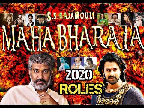 Video Mahabharata-SS Rajamouli's Dream film-cast updates #2020 download in MP3, 3GP, MP4, WEBM, AVI, FLV January 2017