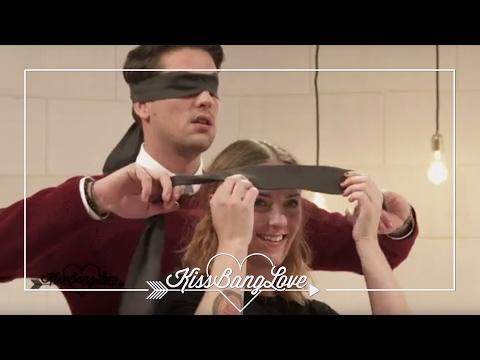 Weg mit der Augenbinde: Pia lernt die Männer kennen | Folge 1: Pia | Kiss Bang Love | ProSieben