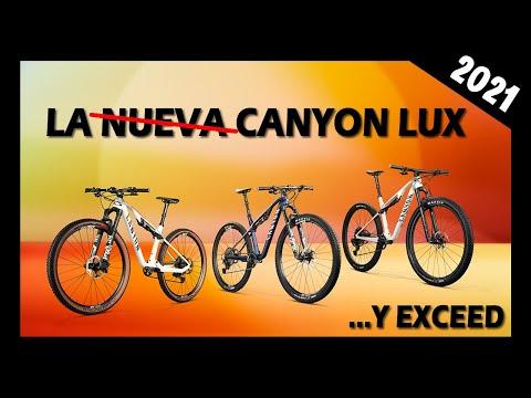"""LA """"NO"""" NUEVA 🚀 CANYON LUX 2021  Andoni Arriaga"""