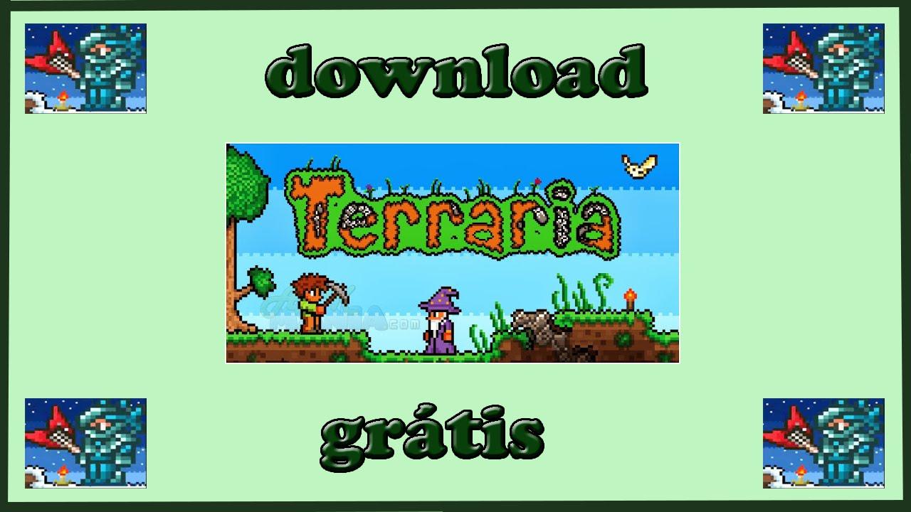 Descargar Tutorial como baixar e instalar terraria (apk+data) versão 1.2 e testando o game no tablet t110 para celular #Android
