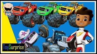 blaze and the monster machines en español. Capitulo de patrones completo en castellano