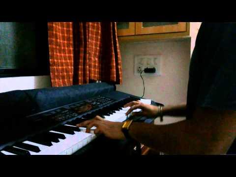 Sau Baras (Haunted) - Piano Cover