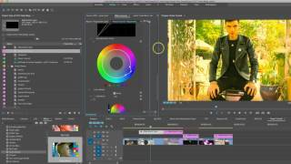 How To Use Editing Presets in Adobe Premiere CC
