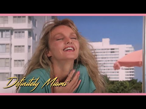 Jan Hammer - Definitely Miami (video by 512SonnyBurnett)