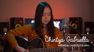 Video Harusnya Aku - Armada (Chintya Gabriella Cover) MP3, 3GP, MP4, WEBM, AVI, FLV Juli 2019