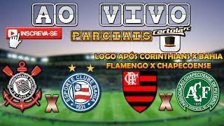 Clique no tempo abaixo para ouvir a narração dos gols de Corinthians 3x0 Bahia e Flamengo 5x1 Chapecoense pela 9ª rodada do Brasileirão Série A! [22/06/17] 4...