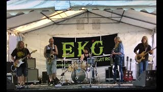 Video EKG Heart rock LIVE z Vyšínku