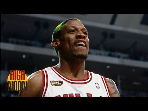 Video: People forget how awesome Dennis Rodman was at basketball | High Noon