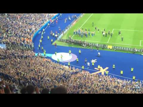 Download Video ||EURO2016|| Amazing Clapping Of Iceland Fans